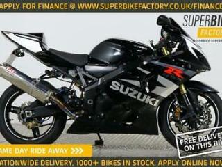 2004 04 SUZUKI GSXR750 NATIONWIDE DELIVERY, USED NMOTORBIKE