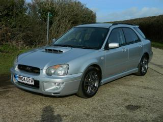 2004, 2 OWNER, SUBARU 2.0 TURBO WRX IMPREZA with 12 MONTH MOT
