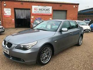 2004 54 BMW 525 2.5 i SE Grey, Low Miles, Nice Example, *ANY PX WELCOME