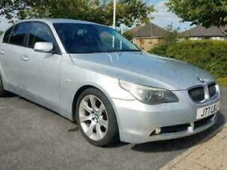 2004 BMW 530d Automatic SE E61. LOW 94K MILEAGE. FULL LEATHER. HPI CLEAR