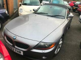 2004 BMW Z4 2.2i SE Roadster CONVERTIBLE FULL LEATHER