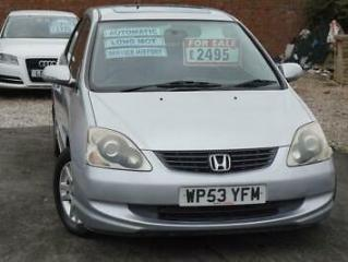 2004 Honda Civic V tec Executive 1.6