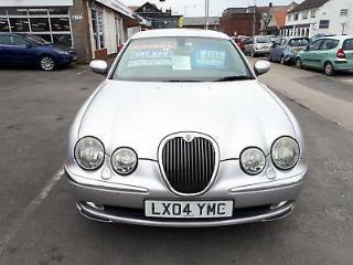 2004 Jaguar S Type 4.2 V8 SE Automatic From £2,995 + Retail Package Saloon
