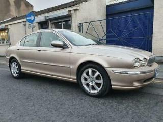 2004 Jaguar X Type 2.0 D SE Saloon 4dr Diesel Manual 149 g/km, 128 bhp