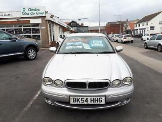 2004 Jaguar X Type 2.5 V6 Sport Automatic From £2,195 + Retail Package Salo