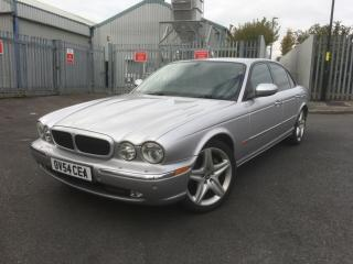 "2004 JAGUAR XJ8 3.5 V8 ""R"" EDITION X350 SILVER RARE CAR"
