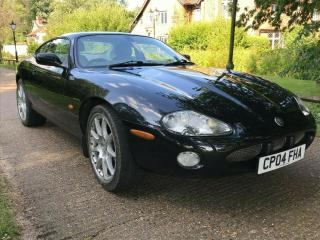 2004 Jaguar XK8 4.2 Metallic Black 104k