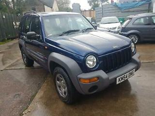 2004 Jeep Cherokee 2.8 CRD Sport 4x4 5dr