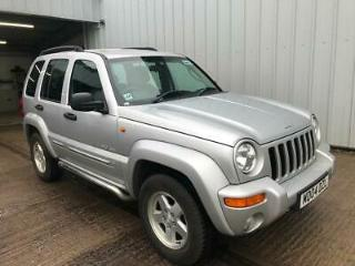 2004 JEEP CHEROKEE 3.7 V6 LIMITED AUTOMATIC 4WD *JUST 97,000 MILES* LOVELY