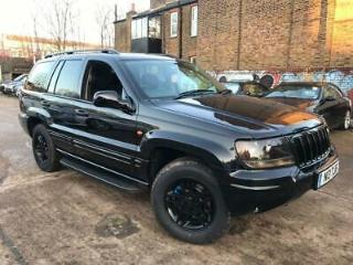 2004 Jeep Grand Cherokee 4.0 Sport 4x4 5dr