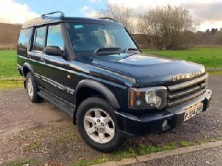 2004 Land Rover Discovery 2.5Td5 Pursuit 7 Seater