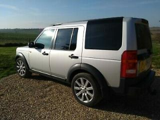 2004 LAND ROVER DISCOVERY 3 SE 2.7 TDV6 DIESEL AUTOMATIC 7 SEATS 4X4