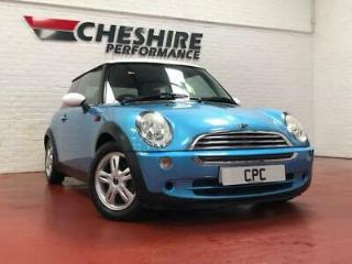 2004 MINI COOPER 1.6 3DR, SH, ONE FORMER KEEPER, LOW MILEAGE