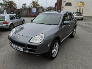 2004 PORSCHE CAYENNE S 4.5 V8 12 MONTHS MOT PRIVATE PLATE TOP EXAMPLE