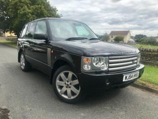 2004 RANGE ROVER VOGUE TD6 125k FSH 10 STAMPS GREAT SPEC LOVELY CONDITION