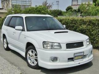2004 SUBARU FORESTER 2.0 CROSS SPORTS AUTO 4WD STI LOOK A LIKE ESTATE S31