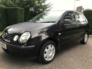 2004 Volkswagen Polo 1.4 Twist 5dr
