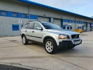 2004 Volvo XC90 2.4 D5 SE Geartronic 5dr