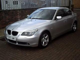 2005 05 BMW 530 3.0TD SE 6 SPEED MANUAL GEARBOX * REDUCED PRICE