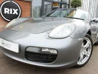 2005 05 PORSCHE BOXSTER 2.7 24V 2D 240 BHP 2 OWNER CAR GREAT LOW MILEAGE EXAMPLE