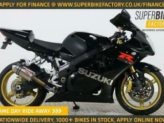 2005 05 SUZUKI GSXR1000 NATIONWIDE DELIVERY, USED MOTORBIKE