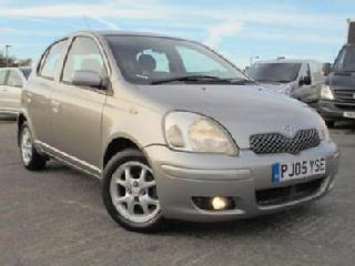 2005 05 TOYOTA YARIS 1.3 COLOUR COLLECTION VVT I 5D 86 BHP