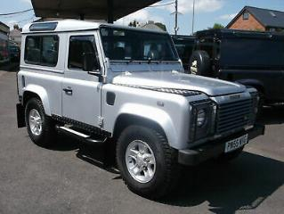 2005 55 Land Rover 90 Defender 2.5Td5 XS Station Wagon