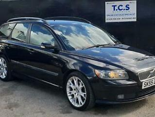 352ea7452a Used Volvo V50 cars for sale in The UK - Nestoria Cars
