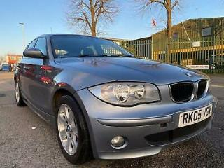 2005 BMW 1 Series 2.0 120i SE 5dr