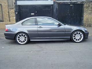 BMW 3 Series 325ci Sport Coupe 2005, 130000 miles, £2499