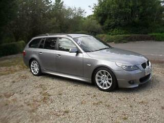 2005 BMW 5 Series 525d Sport 5dr Estate Diesel Manual