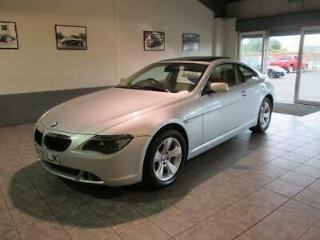 2005 BMW 6 Series 630i 2dr Auto Coupe Petrol Automatic