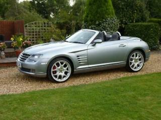 2005 Chrysler Crossfire 3.2 V6 2dr Auto 2 door Convertible