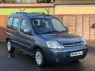 2005 Citroen Berlingo 1.6 Desire Multispace 5dr