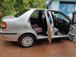 Silver 2005 Fiat Petra ELX 1.6 PS 53,800 kms driven in Bhilai
