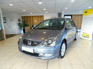 2005 HONDA CIVIC 2.0 I VTEC TYPE S 5DR HATCHBACK LOW MILES 1 FORMER OWNER