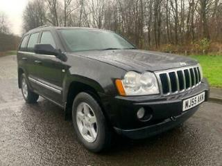 2005 Jeep Grand Cherokee 4.7 V8 Limited SUV 5dr Petrol Automatic 4x4