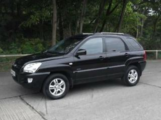 2005 Kia Sportage 2.0 CRDi XS 5dr 5 door Four Wheel Drive