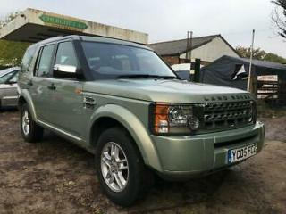 2005 Land Rover Discovery 2.7 Td V6 S 5dr 5 door Four Wheel Drive