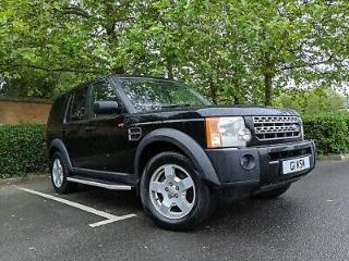 2005 LAND ROVER DISCOVERY 3 2.7 DIESEL AUTO 7 SEATER