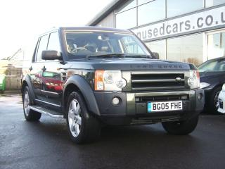 Land Rover Discovery 2.7 Td V6 HSE 5dr Auto Estate 2005, 182123 miles, £3995