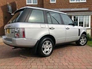 2005 Land Rover Range Rover 3.0 Td6 auto Vogue FULL LANDROVER HISTORY 1 OWNER