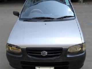 Grey 2005 Maruti Suzuki Alto LX 88,500 kms driven in Madinaguda