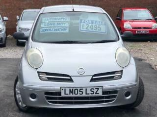 2005 Nissan Micra S 1.2