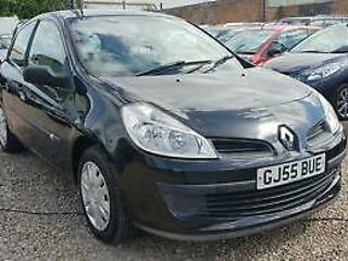2005 RENAULT CLIO 1.4 16v 98 EXPRESSION FULL SERVICE HISTORY