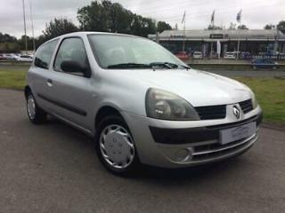 2005 Renault Clio Rush 1.1 New MOT Only 69000 miles