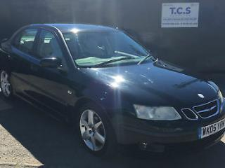 2005 SAAB 9 3 1.9 TiD 150 VECTOR SPORT AIRFLOW 6 SPEED DIESEL