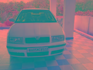 2005 Skoda Octavia Rider 1.9 TDI AT 220000 kms driven in Chikmagalur Kadur Bypass Road