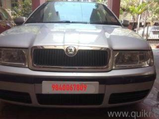 Silver 2005 Skoda Octavia Elegance 2.0 TDI AT 1,17,000 kms driven in Adyar