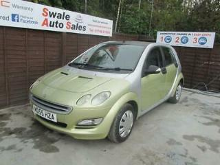 2005 SMART FORFOUR PULSE 1.1L PERFECT FIRST CAR AWESOME COLOUR CHEAP TAX